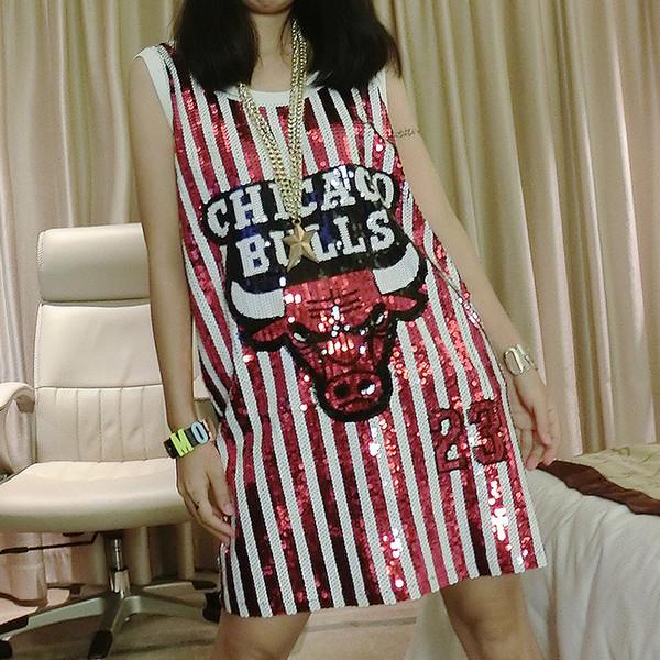 2018 New Designer Handwork Glitter Summer Dress Women Stylish Clubwear Dress Nightclub Sequin Party Dresses Clothing Vestido