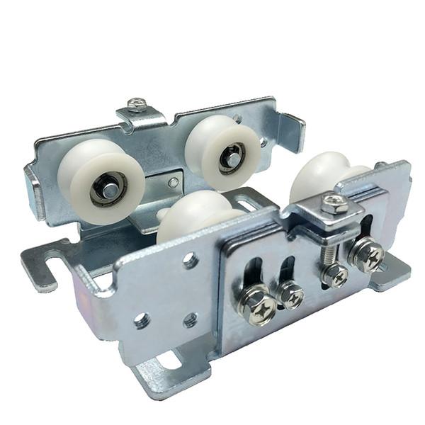 une poulie pcs Porte coulissante automatique de l'opérateur suspendu rouleau poulie automatique de porte épandeur de porte de matériel de la part