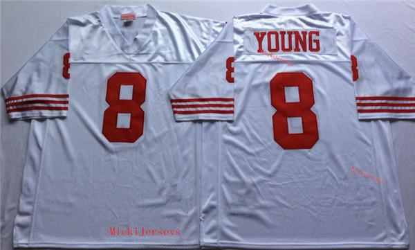 # 8 Steve Young