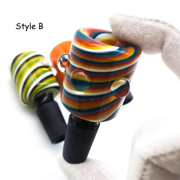 Stile B Maschio 14mm