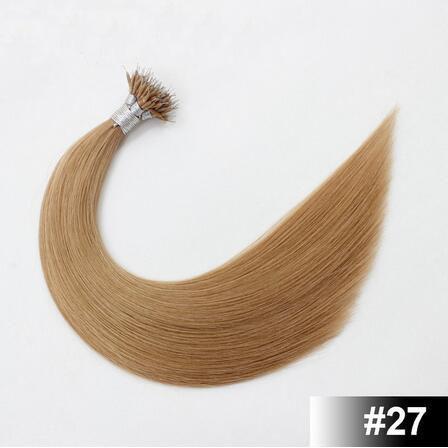 # 27 Strawberry Blond