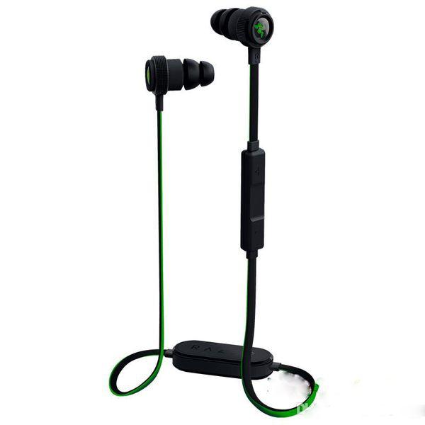 Auriculares Razer Hammerhead Pro V2 para auriculares con micrófono y caja para la venta minorista Auriculares para juegos para el oído