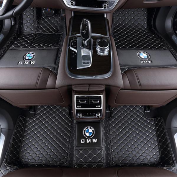 Para costuras interiores de alfombrilla de poliuretano de la serie BMW 6 2011-2016, todas rodeadas por una esterilla no tóxica ecológica