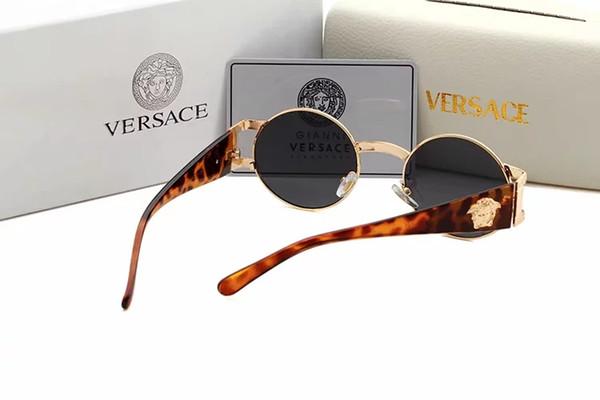 919High quality New fashion vintage sunglasses Brand designer classic Men's clothing sunglasses Men and women outdoor sun glasses