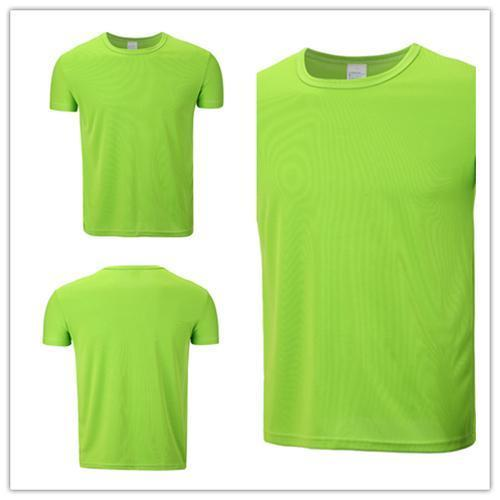 BEST neue Kurzarm-T-Shirt atmungsaktiv schnell trocknend Sweatshirt ddewo-J260