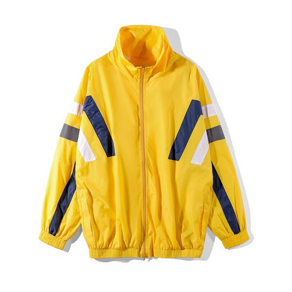 2019 New Style Designer Men Denim Jacket Winter Luxury Jean Coat Men Women Long Sleeve Outdoor wear Mens Clothing Women Clothes
