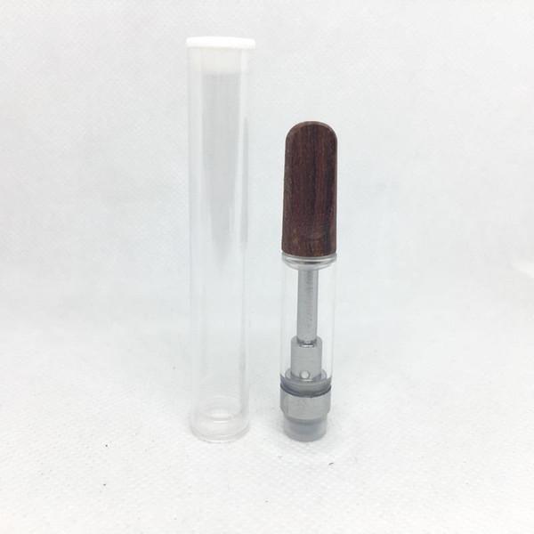 Punta di legno 1,0 ml (con tubo di plastica)