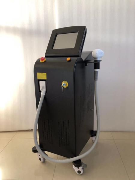 Indien 1200w Laserdiode 755nm 808nm 1064nm Haarentfernungsmaschine zum Verkauf