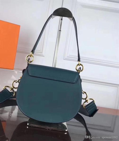 Luxuxqualitätsart- und weisemarkenfrauhandtasche echtes Leder-Entwerfer-Schulter-Beutel-Handtaschen-Crossbody Geldbeutel-Dame Shopping Tote bags 89-02