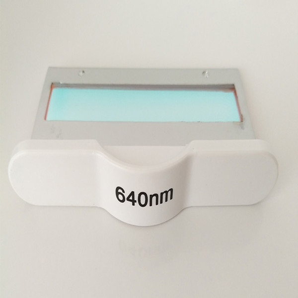640nm wavelength ipl e light filters for sale