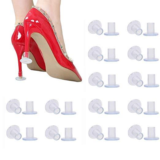 top popular High Heel Protectors Heel Stoppers For women Shoes protector from walking on Grass Gravel Bricks Gifts for outdoor Wedding Event 2020