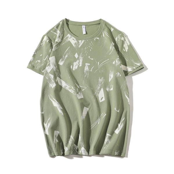 SY1203 Мужские дизайнерские футболки Новые мужские короткие рукава имеют красную надпись на груди дизайнерские рубашки поло для мужчин и многие другие товары в магазине