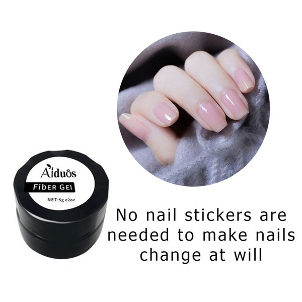 Nail Care Fiberglass Silk Nails Wrap Stickers for Gel Extension Nail Art Tools Protector Building Extension Art Tools
