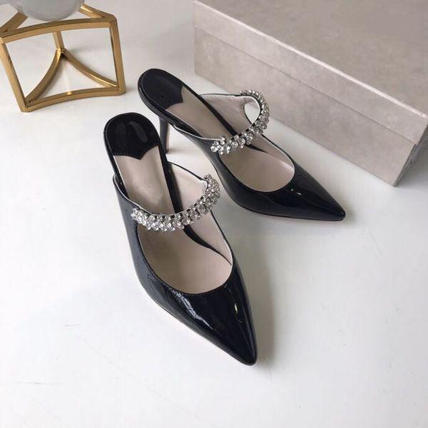 Schwarz Heels