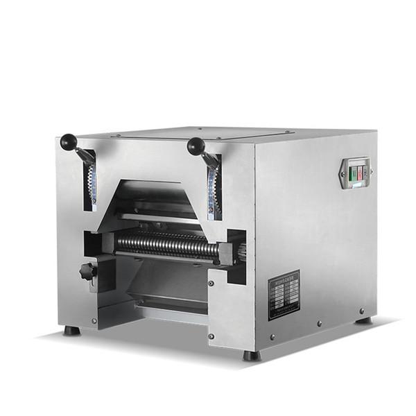 HOT VENDA NOVA Multifuncional Macarrão De Aço Inoxidável Macarrão Que Faz A Máquina Comercial Noodle Elétrica Máquina Fabricante de Massas