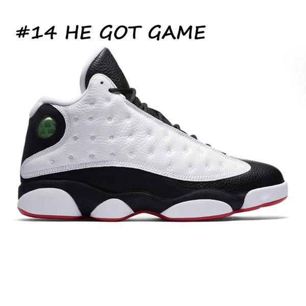 14 HE GOT GAME