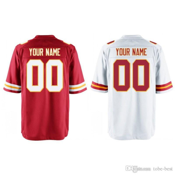new style 3f440 8eb61 2019 Custom Men Youth Women Kansas City Patrick Mahomes Travis Kelce Tyreek  Hill Sammy Watkins Dee Ford Justin Houston Chiefs Elite Game Jersey From ...