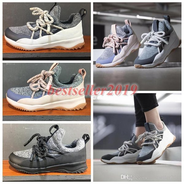 Loop Chaussures WMNS City Black Oreo Pink Womens Mens Light Gray Luxury Running Designer Shoes Sneakers Christmas Gift Brand Trainers