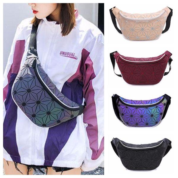 High Quality Designer Luxury AD Unisex Fanny Pack Waist Bags Purses Pocket Phone Chest Bags Travel Stuff Sacks Waistpacks