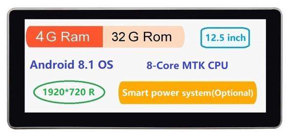 Android 8.1 12.5 Восьмиядерный