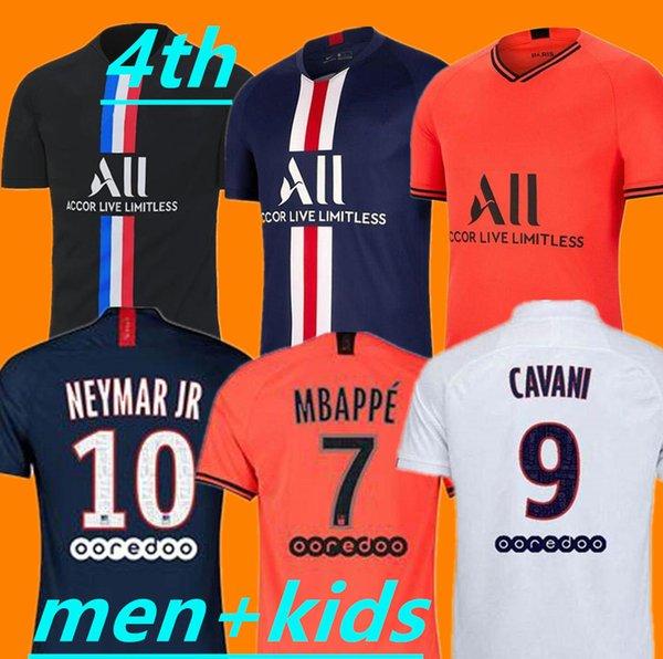 2020 20 21 PSG Maillots De Foot MBAPPE Soccer Jersey ICARDI
