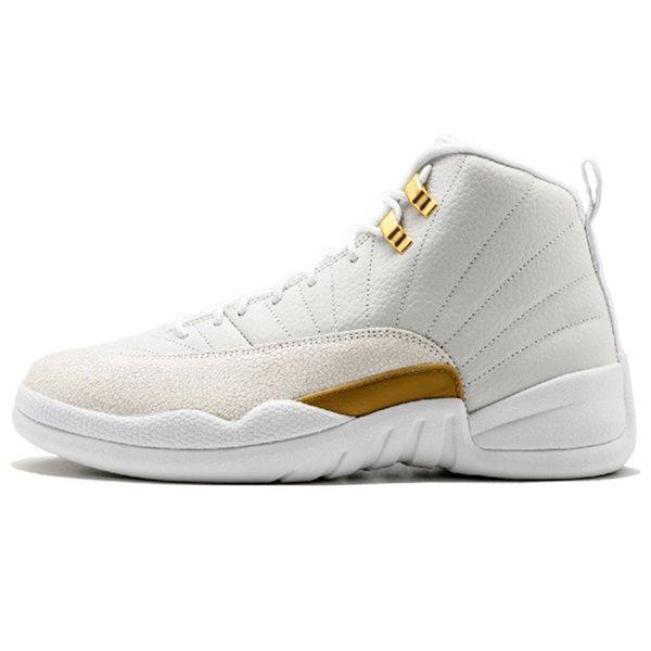 12 OV White
