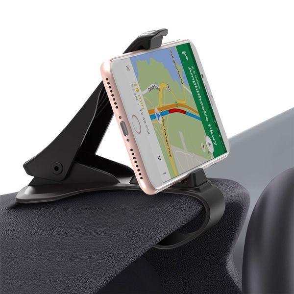 HOT Universal Car HUD Dashboard Mount Design Stand Holder for Mobile Cell Smart Phone GPS Navigation Safe Driving Cheap New
