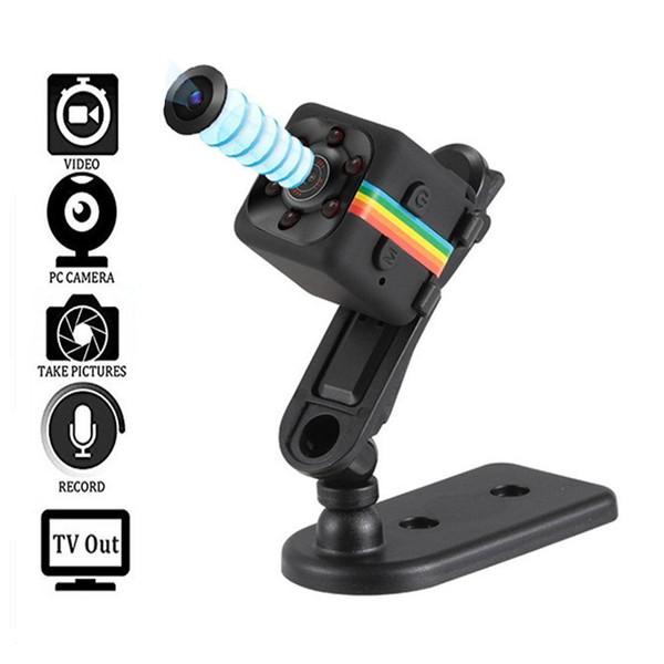 SQ11 PK SQ8 SQ12 Mini Kamera HD 1080P Nachtsicht Camcorder Auto DVR Infrarot Video Recorder Sport Digitalkamera Unterstützung TF Karte DV Kamera