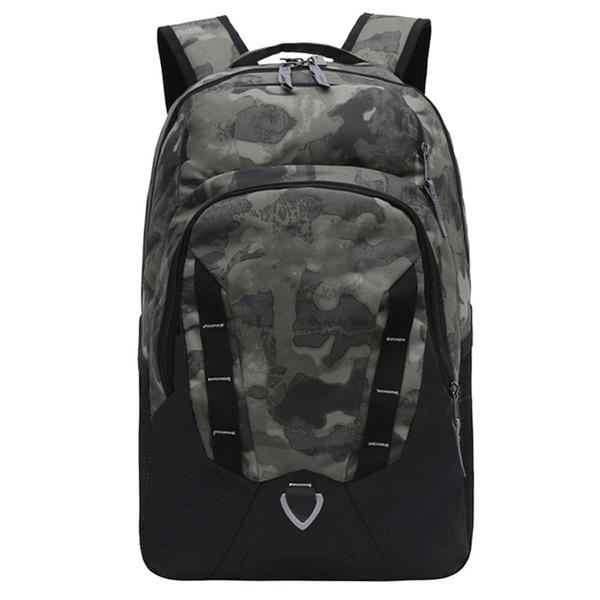 Primera marca Mochila Mochila para hombre Deporte Hombres Mujeres Bolsa mochila casual duradero bolso de escuela ajustable para el hombro