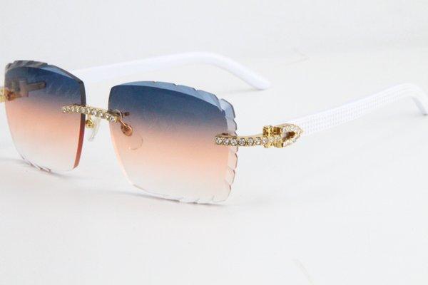 L'oro viole Lens Arancione