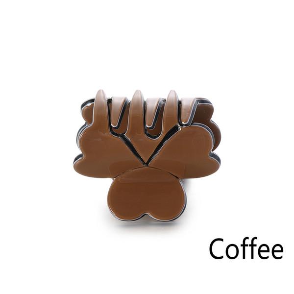 coffee Hair Claw
