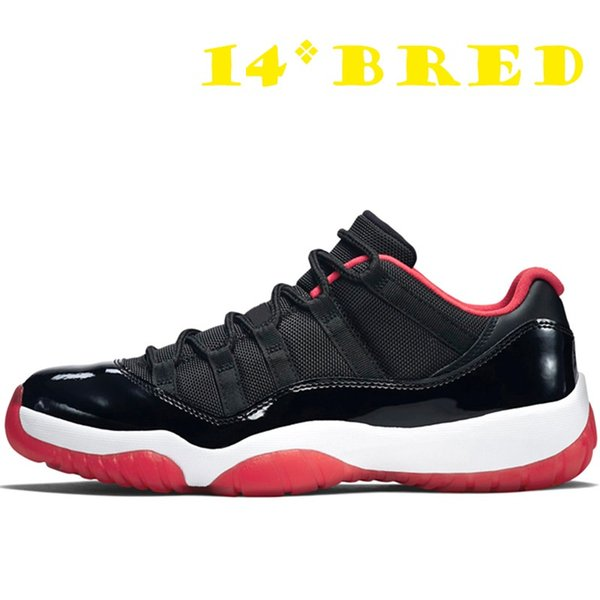 14 Bred Low