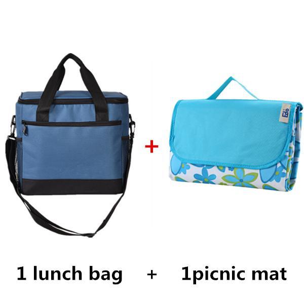 1 torba 1 piknik mat