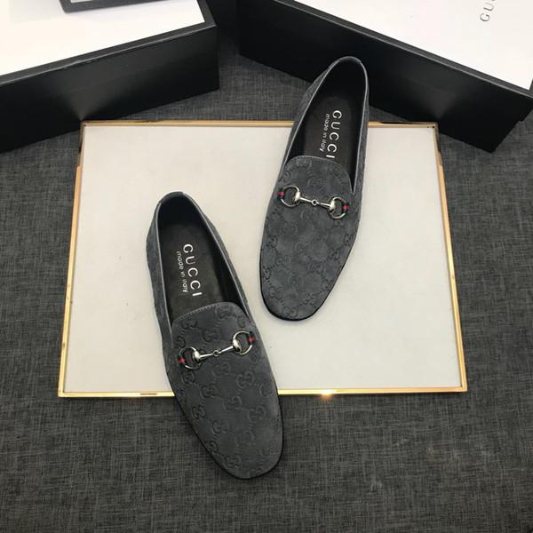 En iyi renk Tasarımcı Ayakkabı Erkekler Orijinal Kutusu Rahat Ayakkabı Mens Elbise Ayakkabı Lüks Ayakkabı El Yapımı Loafer'lar Ünlü Markalar Ayakkabı