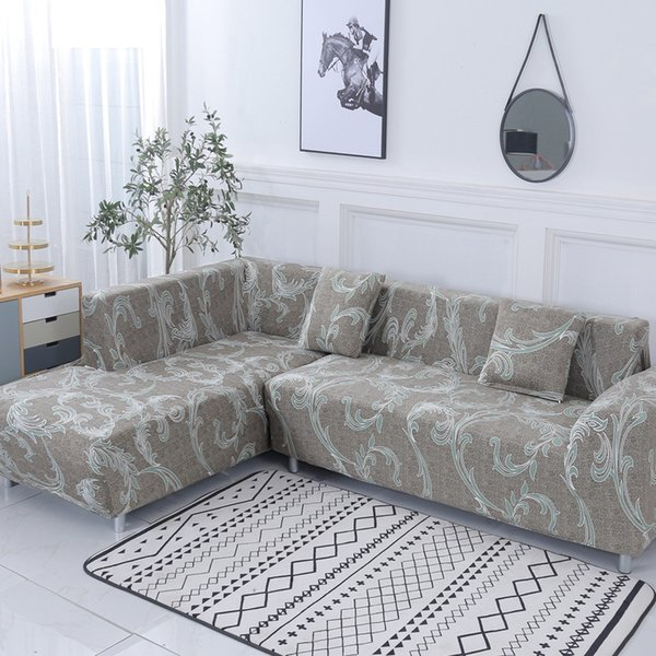 Covers For L Shape Sofa Universal Elastic Stretch Sofa Couch Slipcover For  Living Room Corner Sectional Decoration Cheap Chair Covers To Buy Slipcover  ...