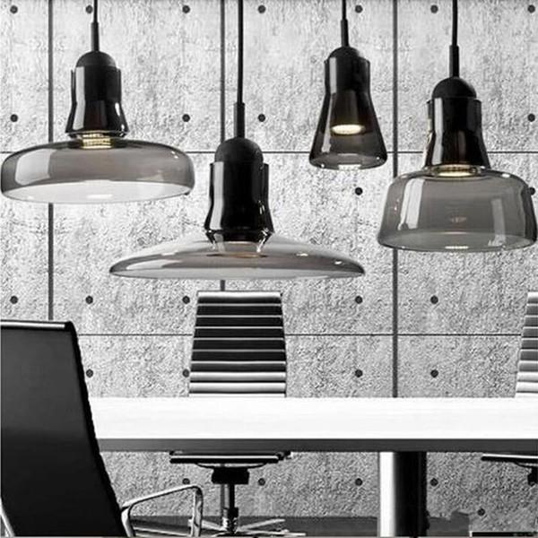 New Chandeliers Light Vintage Pendant Lamp For Kitchen Industrial Edison Lamps Living Lights Loft Fixtures Bar Restaurant Glass Lamp