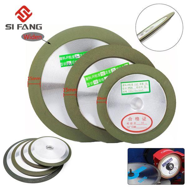 "5-6/""Butterfly Diamond Grinding Wheel Carbide Metal Cutter Sharpener Tool"