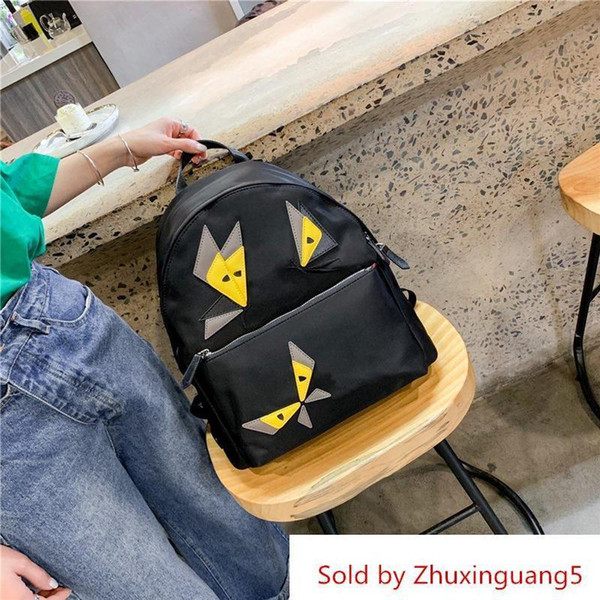 Brand Luxury Designer Single Backpack Is Preferred Street Photography Versatile Shoulder Bag