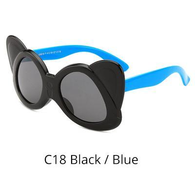 C18 Siyah - Mavi