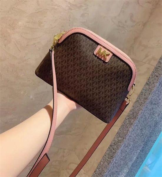 Mode femme sac à main nouvelle lettre sacs à bandoulière portefeuille haute qualité bandoulière Messenger sac femme Sacs à main en cuir sacs DLQ70666