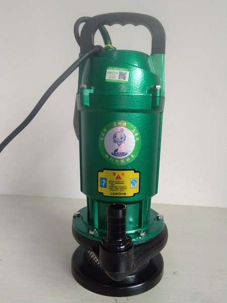 Submersible pump 220v household small submersible pump household submersible pump pressure switch 220V pumping