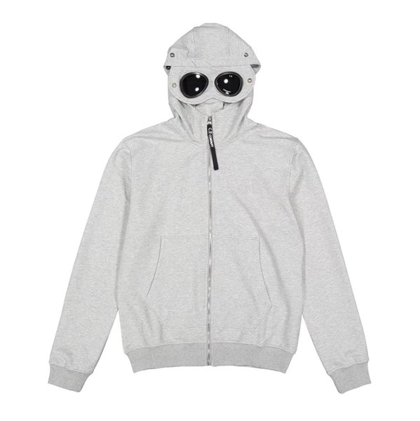 3 Couleurs Deux lunettes CP COMPANY Sweats à capuche pour hommes Sweat-shirts de sport Décontractés Tops Hommes Veste CP taille M-XL