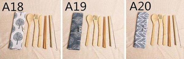 A18-A20 отметьте цвета