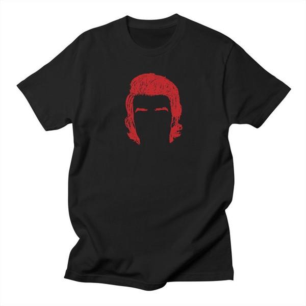 Stranger Things Steve's Hair Men's T-Shirts Clothing Tees S-2XL fear cosplay liverpoott tshirt mens pride dark t-shirt