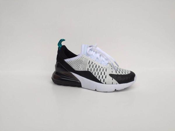 Compre Nike Air Max Airmax 270 Zapato Infantil Para Bebé 270 Para Niño Niña Niños Clásico De Alta Calidad 27C Atlético Zapatillas De Deporte Al Aire