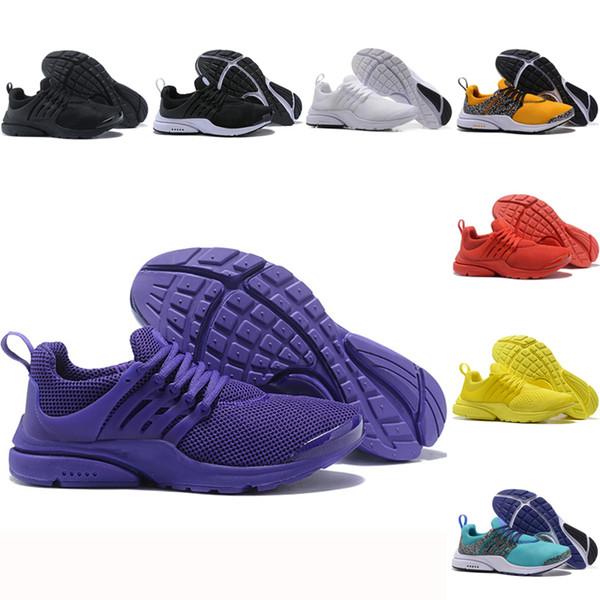 Nike Basket Sneaker Homme Presto Flyknit Ultra Kaki