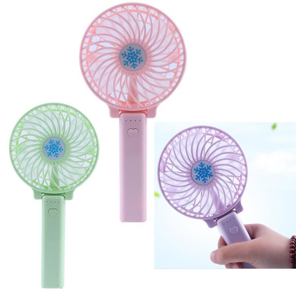 Computer & Office Amzdeal Notebook Cooling Fan Sunflower 360 Adjustable Usb Home Office Desk Electric Portable Rechargeable Fan