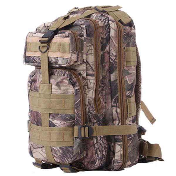 Outdoor Military Rucksacks 1000D Nylon 30L Waterproof Tactical backpack Camping Hiking Trekking Fishing Hunting Bags #208648