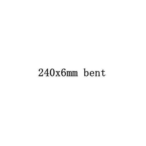 240x6mm doblado