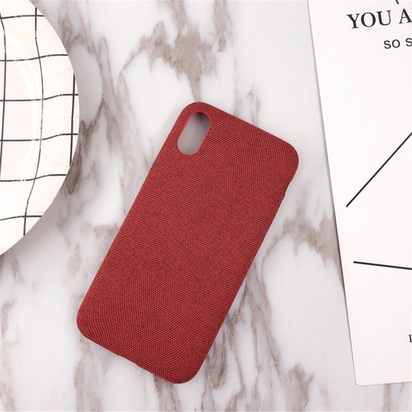 The new super thin felt is suitable for 6s flannelette base shell DIY XR plush cloth pattern X mobile phone shell
